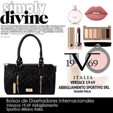 #Luxe #Versace1969 #italia #divine #Fashionpost #LOOK #OUTFITS #lovefashion #fashionista #handbag #black #style