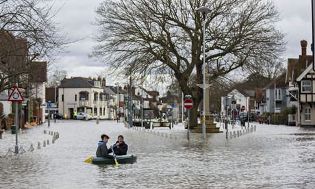 World begins 2014 with unusual number of extreme weather events | #EMA #ClimateChange