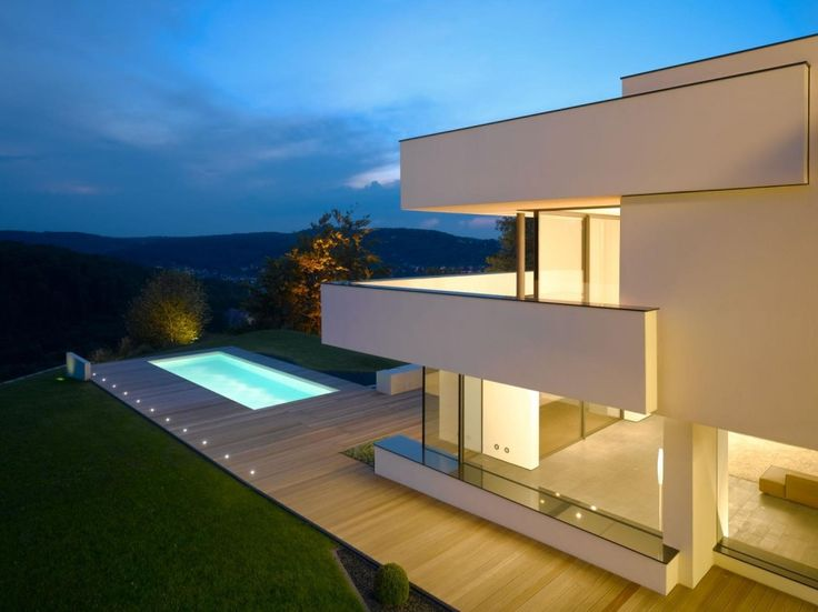 Oberen Berg House in Germany by Alexander Brenner