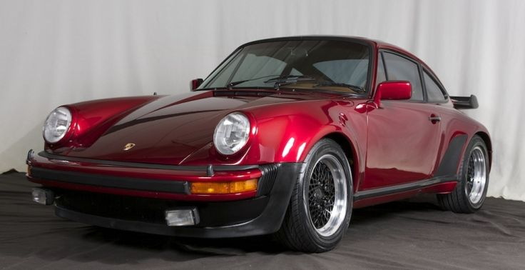 Candy Apple Red 1978 Porsche 930 Turbo #Porsche #porsche930 #porsche930turbo