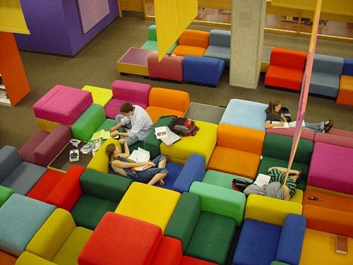 Oberlin Mudd Library