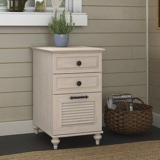 Shop for kathy ireland Office Volcano Dusk 3 Drawer File Cabinet in Driftwood Dreams. Get free shipping at Overstock.com - Your Online Furniture Outlet Store! Get 5% in rewards with Club O! - 21000733