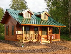 Big Fork Valley Log Cabins Cabins And Tiny Houses