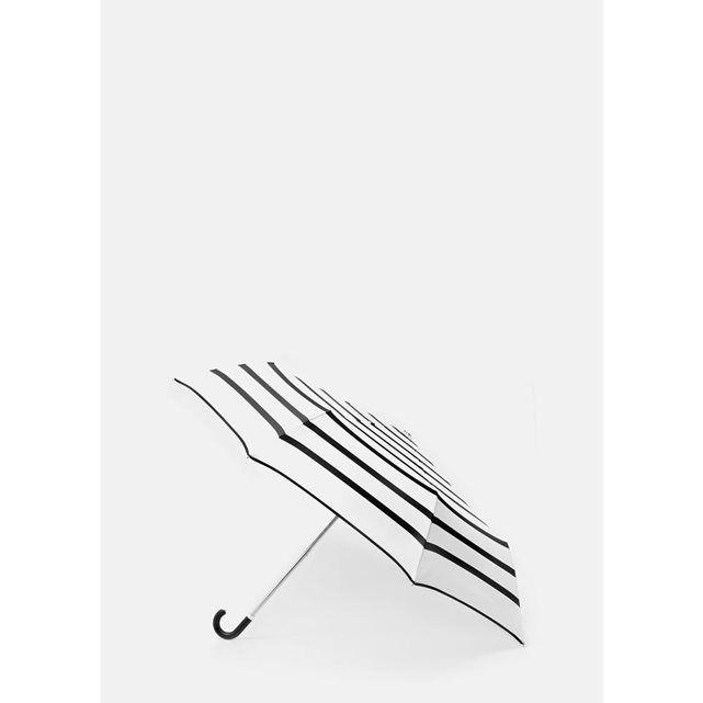 Parapluie à rayures MANGO