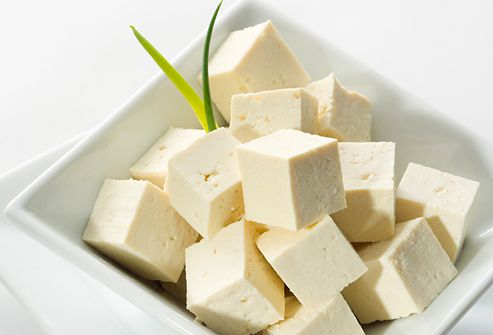 Tofu, ½ cup 20 grams protein
