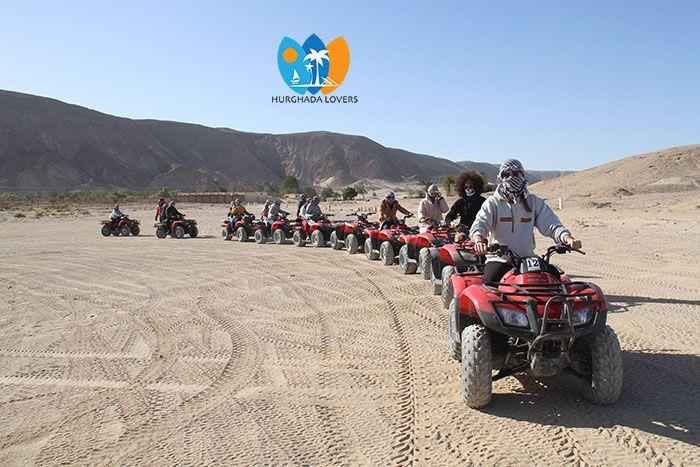 Hurghada Wustentour Bester Preis Quad Fahren Safari Tour 2020
