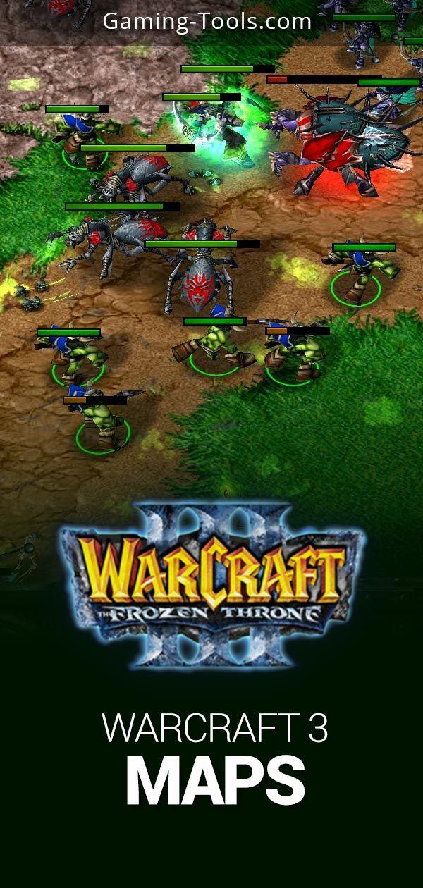 ▷ Best Warcraft 3 Maps, Funmaps & Custom Maps Download