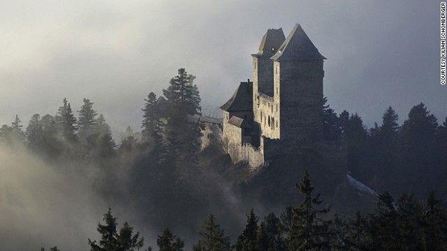 Castle Kasperk, Czech Republic. A previously unpublished photo in the series. #FairyTales #Castle #CzechRepublic
