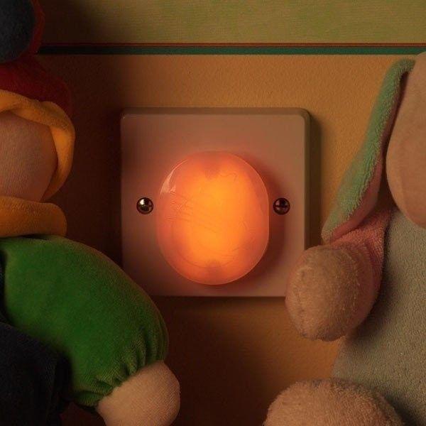 CLIPPASAFE Clippasafe noční světlo do zásuvky - 0