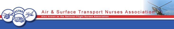 We are the professional organization for Flight Nurses and Ground Critical Care Nurses for both adults and pediatrics.