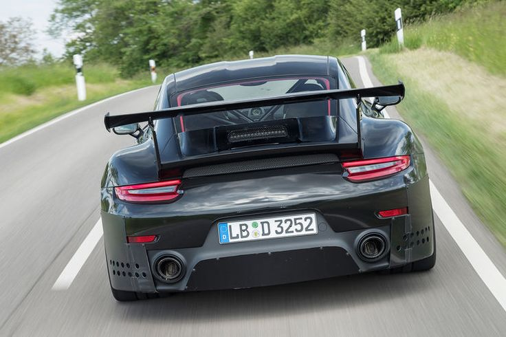 The 2018 Porsche 911 GT2 RS is just insane. 700 out of a 911? I love it. This all comes at a price, though...