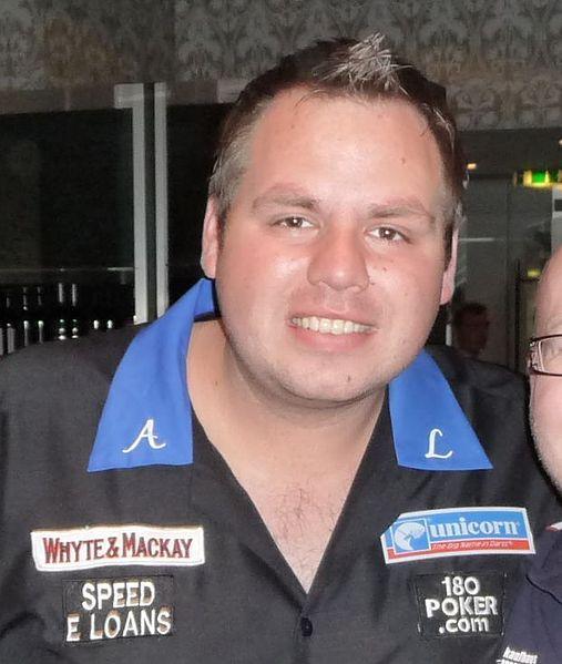 Adrian Lewis