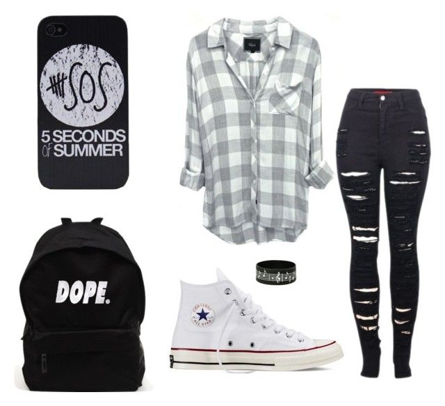 """School"" by anita-gyulai on Polyvore"