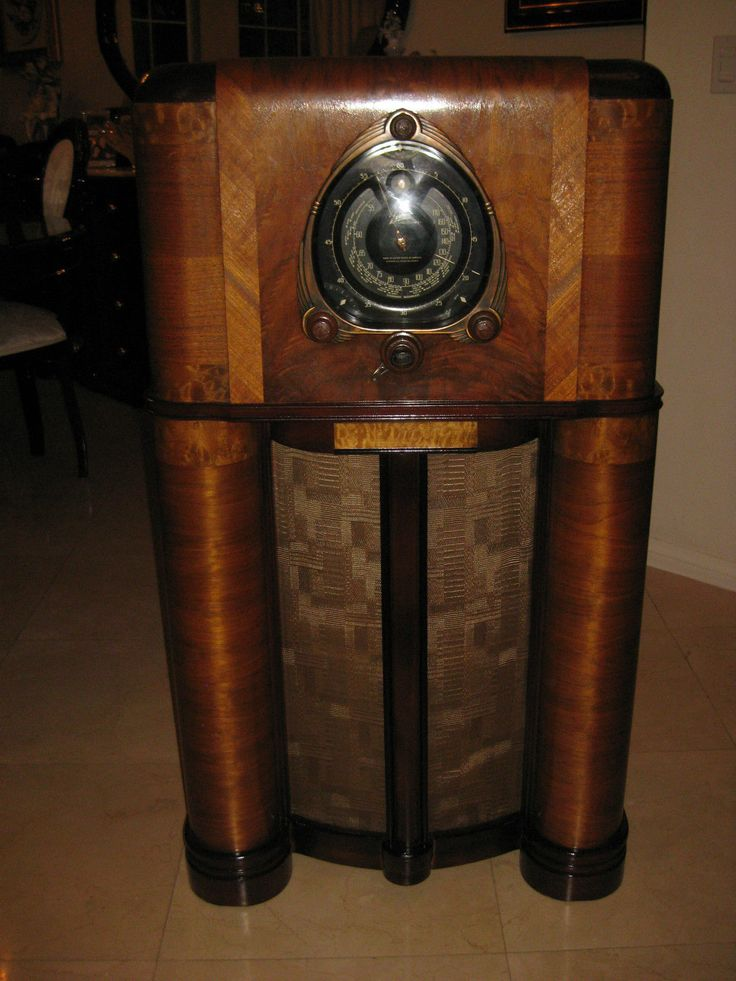 840 Best Art Deco Radios From Ebay Images On Pinterest