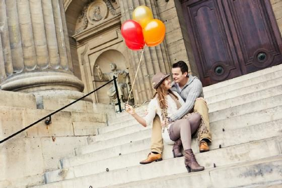 Fotograaf: FotoZee (http://www.fotozee.nl/#/love-shoot-in-parijs-/) - Pinterested @ http://wedspiration.com.