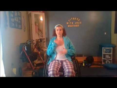 Fitness with Julie: Belly Breathing