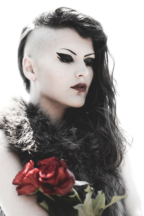 43 best images about iHalfi Shaved iHairstylei on Pinterest