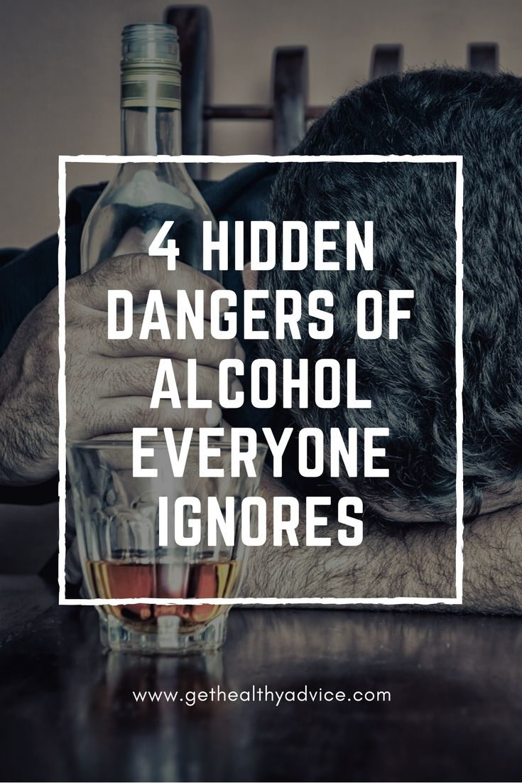 4 Hidden Dangers of Alcohol Consumption Everyone Ignores
