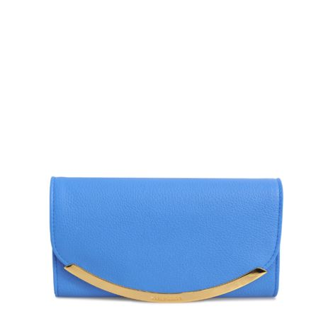 Long Lizzie Flap Wallet - Small Leather Goods US
