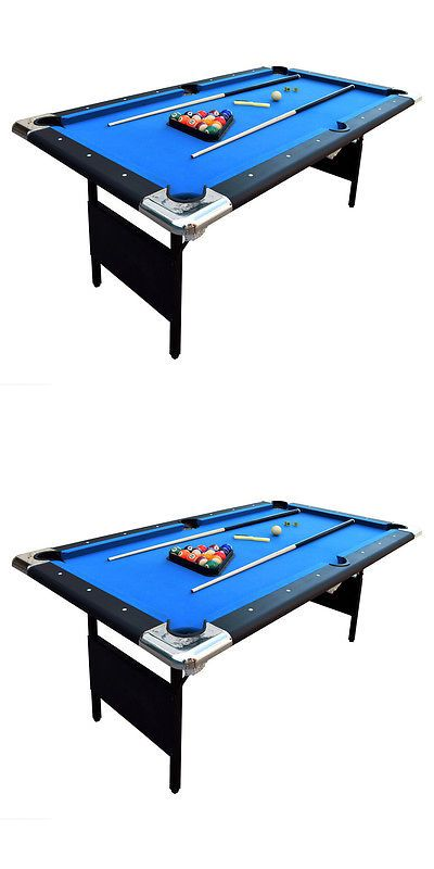 Tables 21213: Fairmont 6-Foot Portable Pool Table -> BUY IT NOW ONLY: $420.22 on eBay!