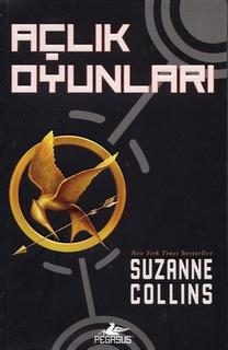 """Okur Testi """"Açlık Oyunları - Suzanne Collins"""" (The Hunger Games) Pegasus Yayınları http://beyazkitaplik.blogspot.com/2012/01/aclk-oyunlar-okur-testi.html"""