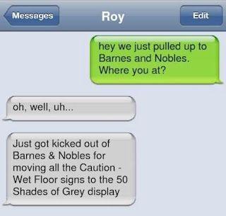 Hahahaha that's epic