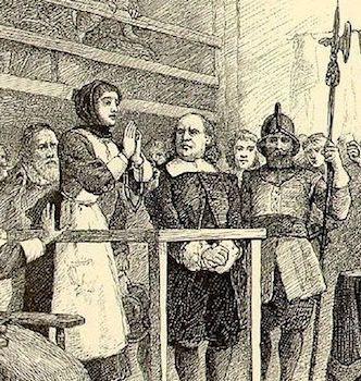 Puritans in america essay