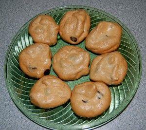 Low Cal Low Carb Merange type cookies
