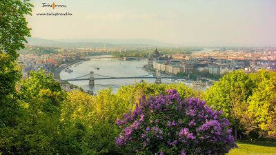 """TWINS Travel Budapest: """"Pearl of the River Danube""""  Do you love sightseei..."""