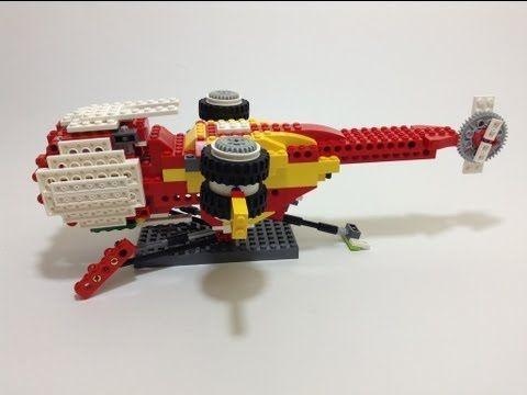 LEGO WeDo - Bubbleship : wedobots