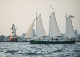 Tall ship comes to Port Jefferson