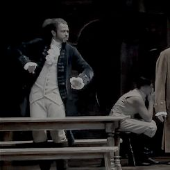 Lafayette - My Shot Background Characters appreciation post.
