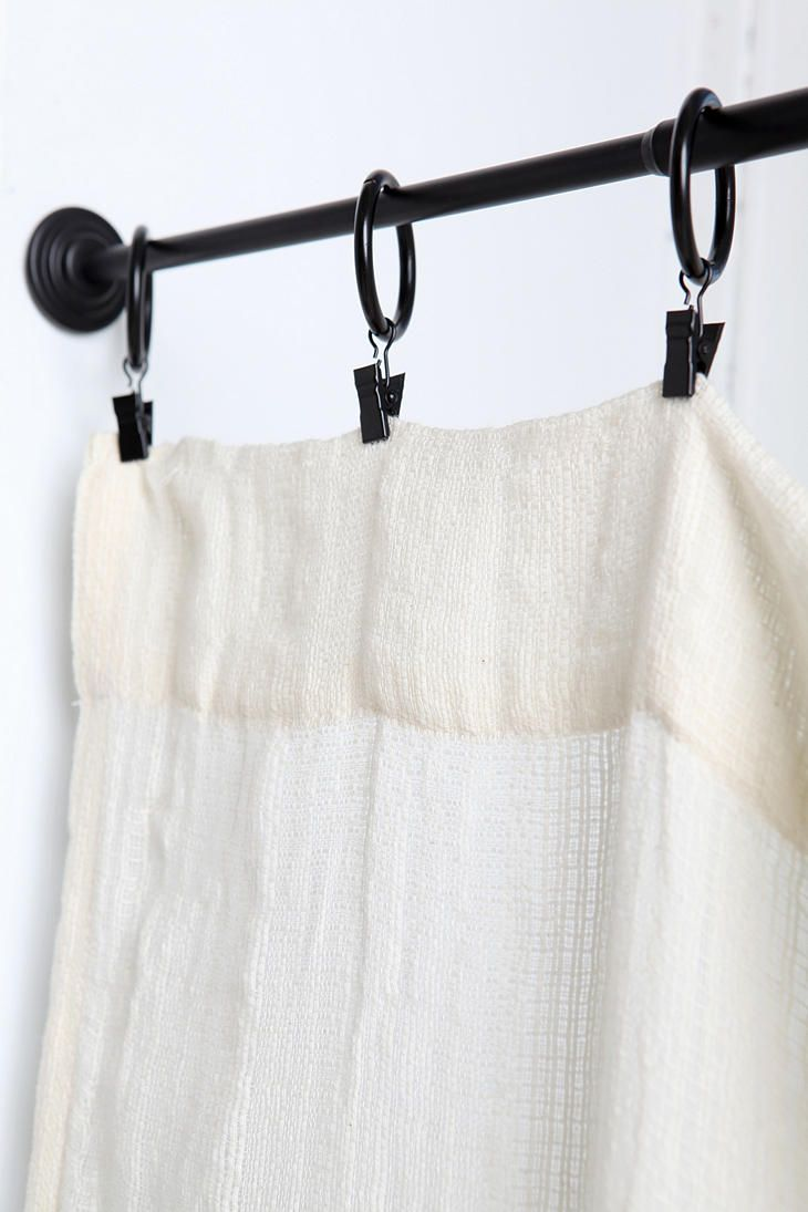 tension curtain rod Urban Outfitters  use instead of closet doors for a no hole. 1000  ideas about Curtain Rods Online on Pinterest   Where to buy