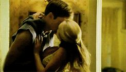 Pin for Later: All the Sexy Eric and Sookie GIFs You Can Handle  That's one way to shut the door.