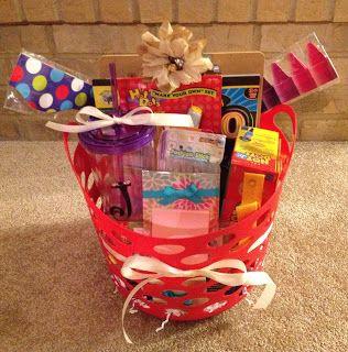 Sugar Spice Diy Teacher Gift Basket Teacher Gift New Teacher