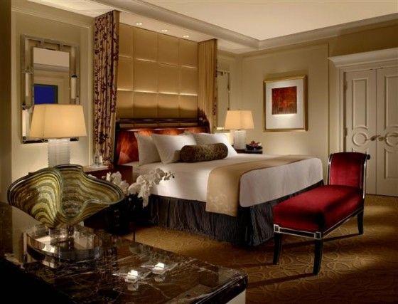 Recreate this look at home... Palazzo Las Vegas Resort Hotel