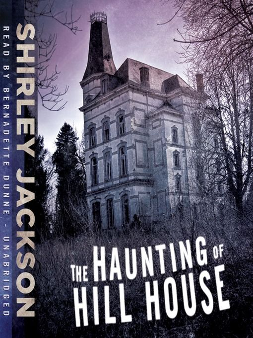 43 best shirley jackson images on pinterest shirley jackson book the haunting of hill house by shirley jackson fandeluxe Gallery