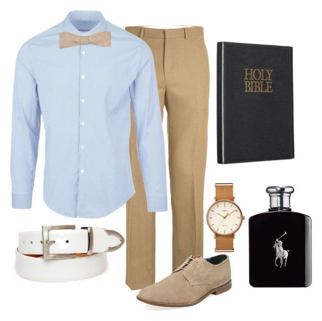 """Men's Sunday Church Outfit"" by voicethelord on Polyvore featuring Topman, Ministry of Supply, Ben Sherman, Pierrepont Hicks, Timex, Ralph Lauren, men's fashion and menswear"