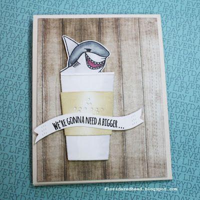 Everyday life in Florida: Happy shark week!
