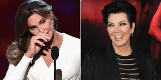 Kris Jenner ex-wife of Bruce Jenner, said she was proud of Caitlyn Jenner speech.