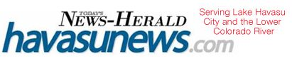 News, weather, sports, entertainment and lifestyle features, real estate, and classifieds for the Lake Havasu City and Lower Colorado River area.  Partners with Western News  www.havasunews.com