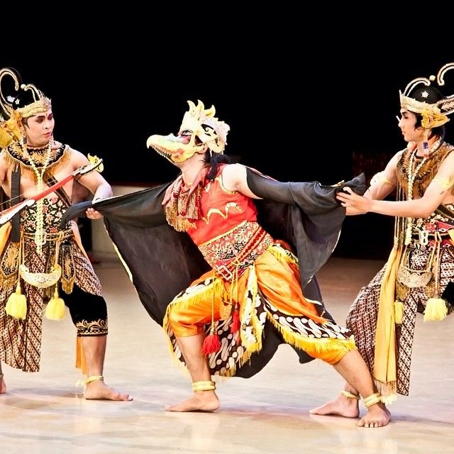 An epic show of Ramayana Ballet at Prambanan Temple. @getourguide cat cat on Instagram. Make your own itinerary at getourguide.com.