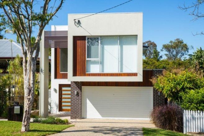 22 Lovely Minimalist Home Eksterior Ideas 22 Lovely Minimalist Home Eksterior Ideas In 2020 Small House Exteriors House Designs Exterior Contemporary House Exterior