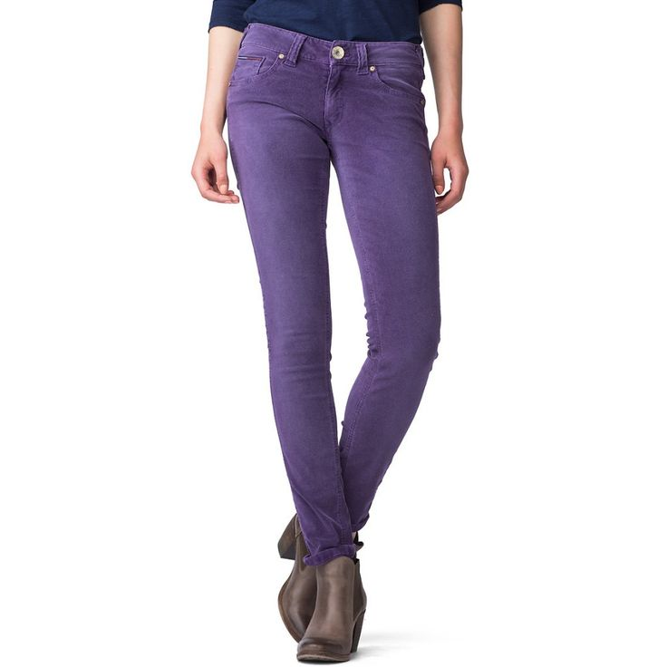 womens purple trousers - Google Search