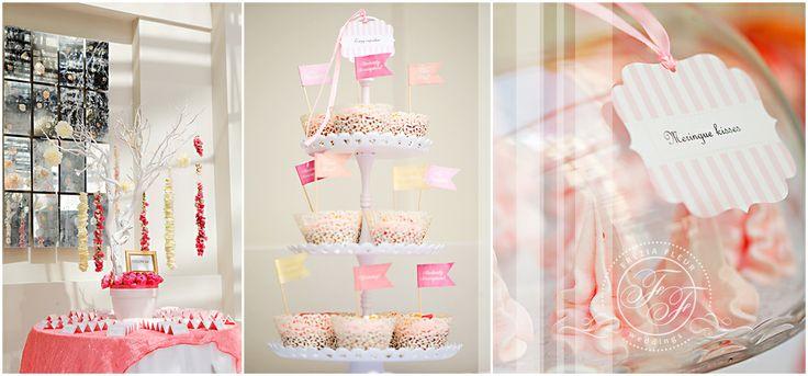 Wishing tree, candy bar sweets by Frezia Fleur