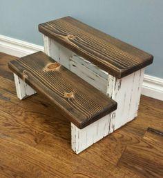 Farmhouse Step Stool & Best 25+ Step stools ideas on Pinterest | Ladders and step stools ... islam-shia.org