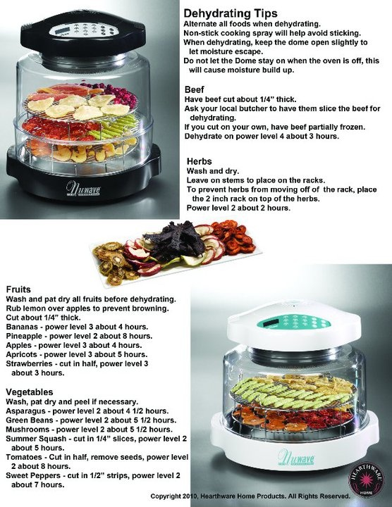 Can A Convection Oven Dehydrated Food