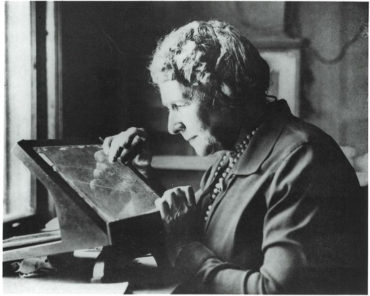 Annie Jump Cannon was a female astronomer best known for coming up with the current system of stellar classification. She was one of the so-called Harvard computers who analyzed photographic plates of the stars.