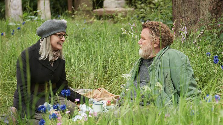 'Hampstead': Film Review  Diane Keaton plays an American in London who falls for Brendan Gleeson's homeless curmudgeon in the romantic comedy 'Hampstead.'  read more