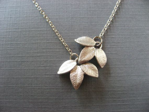Hey, I found this really awesome Etsy listing at https://www.etsy.com/listing/99910234/dangling-leaves-necklace-flower-lariat